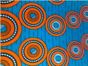 Mercerie_Sens-Fil_a_point--Tissu_wax_orange-turquoise_en_100%_coton