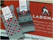 Chaussettes LABONAL | Mercerie Fil à Point à Sens (89)